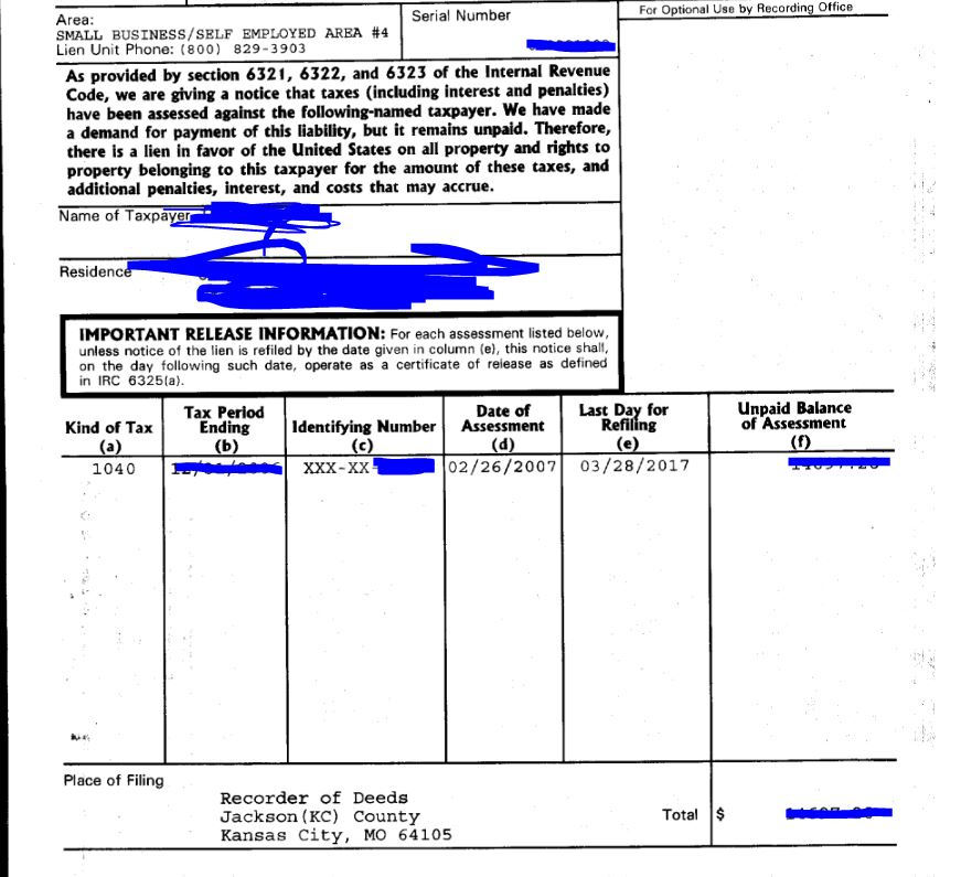 Tax Lien Release Bankruptcy Debt And Taxes Findlaw Answers